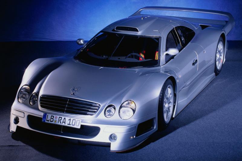 既然1999年的CLK GTR都能成為一代經典,什麼理由GR Super Sport Concept真量產不立刻被秒殺一空?
