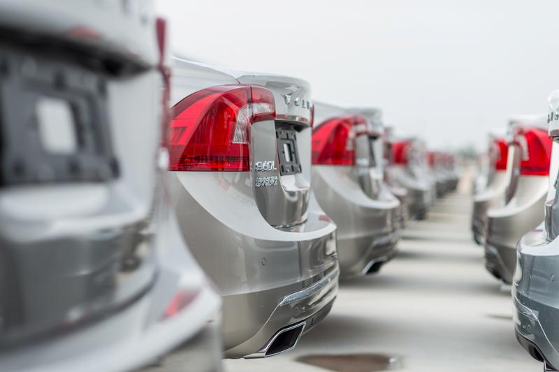 藉由成都工廠的參觀,加強Volvo全球一致的生產質量,是此行最重要的目的。