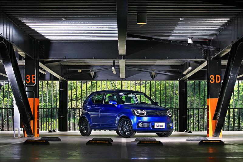 身為進口小跨界掀背,62.8萬元的Suzuki Ignis安全性無需懷疑。