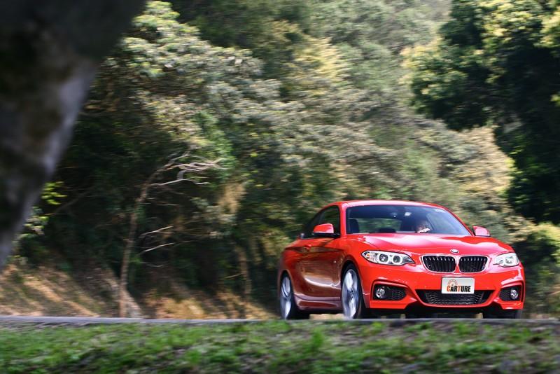 如果是我,我會選這台BMW...(是的,它是雙門的220i Coupe)