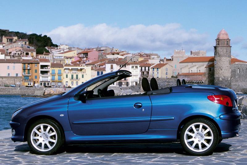 還記得Peugeot 206 CC吧?唾手可得的法式浪漫,如今似乎變得好困難...