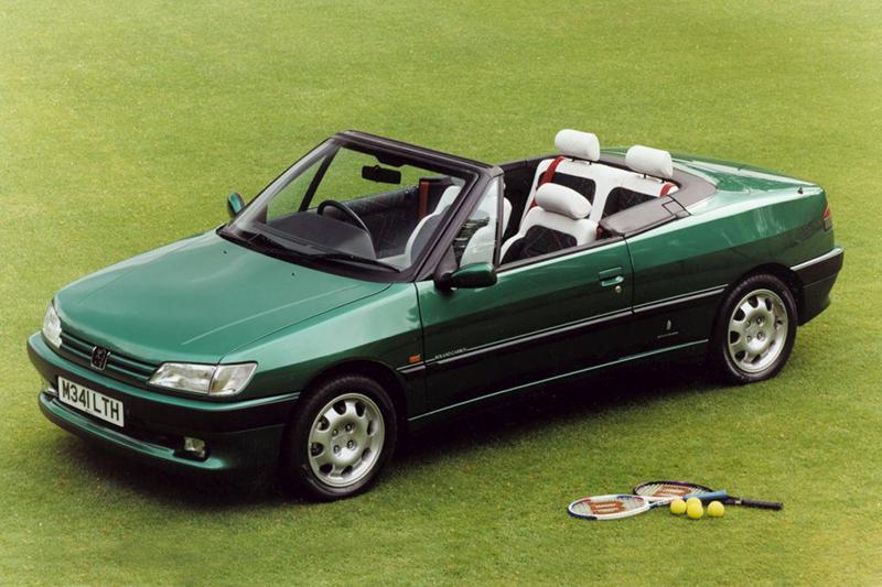 過往Peugeot可算得上是敞篷專科,如圖中的306 Cabriolet更是90年代許多人的夢中情車。