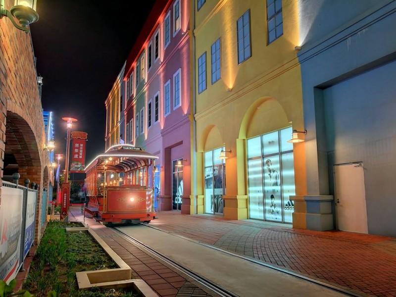 「夢幻」列車,「探險」精彩城鎮參賽者義翔