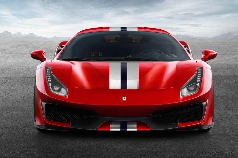 不叫GTO也不叫Speciale,這次的道路競技版488就叫Pista,取西班牙文「跑道」之意。