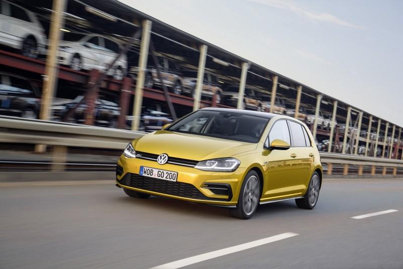 The new Golf榮獲《auto motor und sport》2018年度最佳中小型車款頭銜