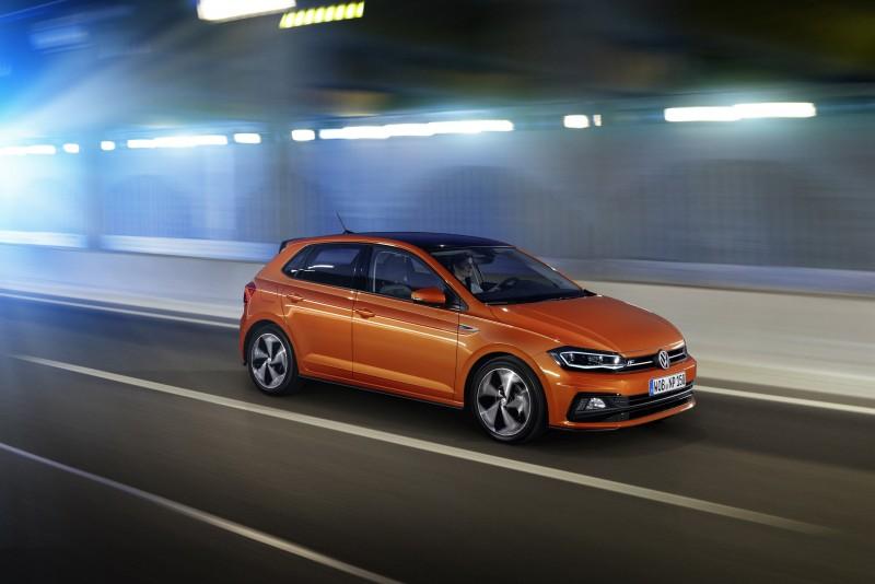 《auto motor und sport》2018年度最佳小型車款:The new Polo