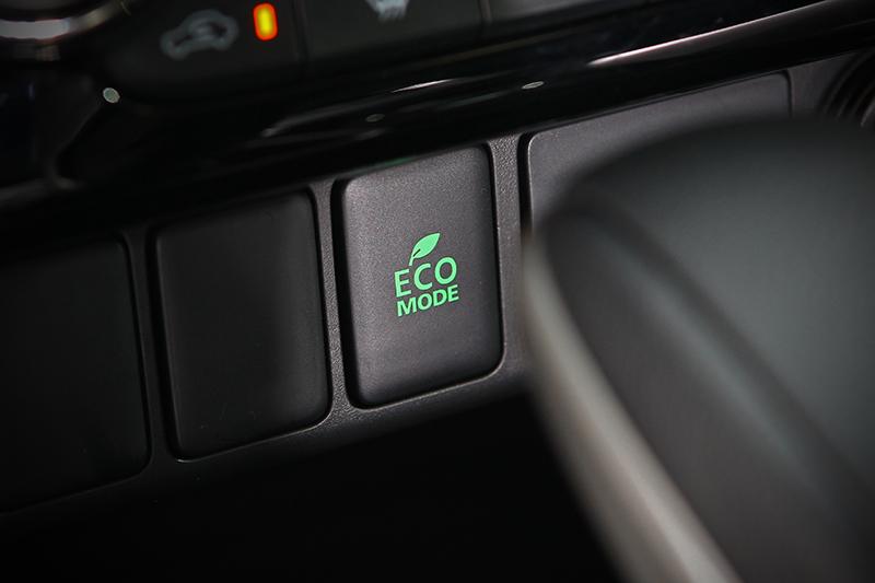 ECO節能輔助系統可在一般路況下多幫車主節省荷包支出。