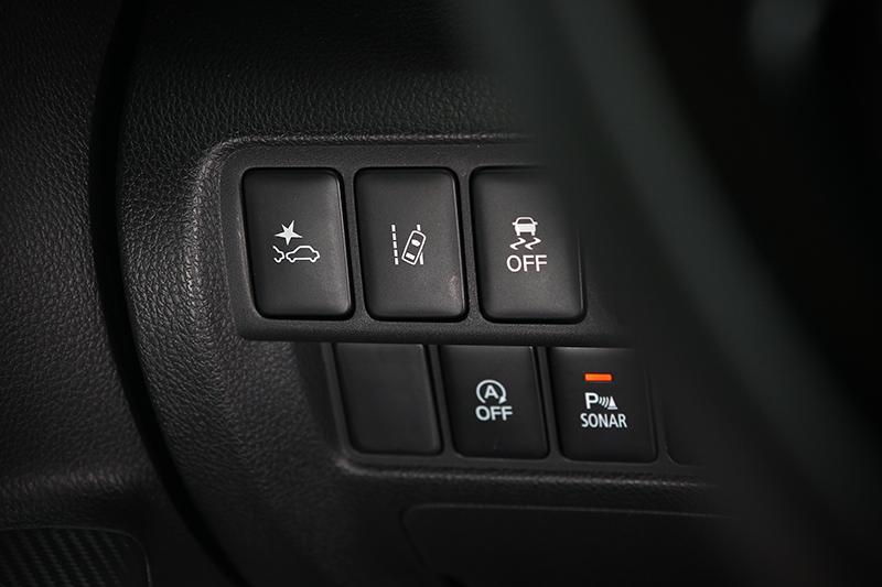 以國產中型SUV的價格,就可擁有ECLIPSE CROSS超越進口同級車的安全配備。