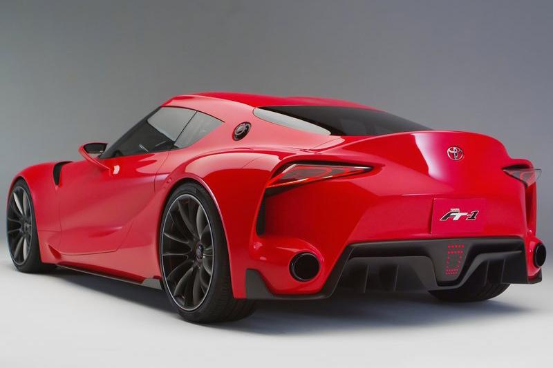 車尾也相當神似,不過FT-1 Concept相對斯文許多。