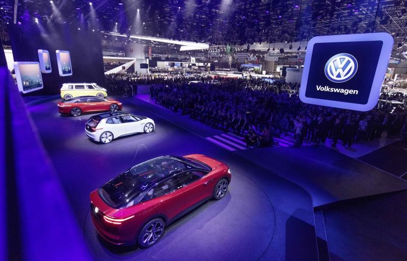 Volkswagen於今年日內瓦車展,發表I.D.家族車款最新成員:I.D. VIZZION。