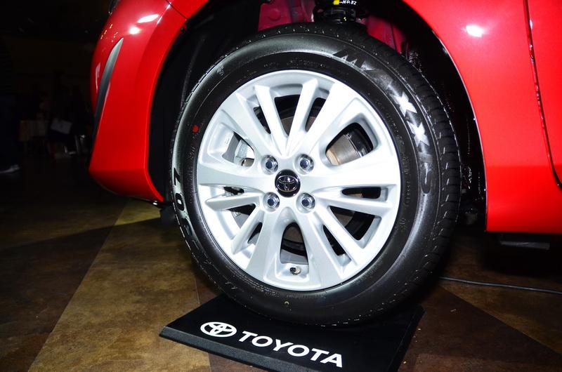 經典型以上車款則將輪圈尺寸升級為15吋規格