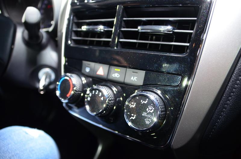 經典型以下車款的空調系統仍為傳統手動調整版本