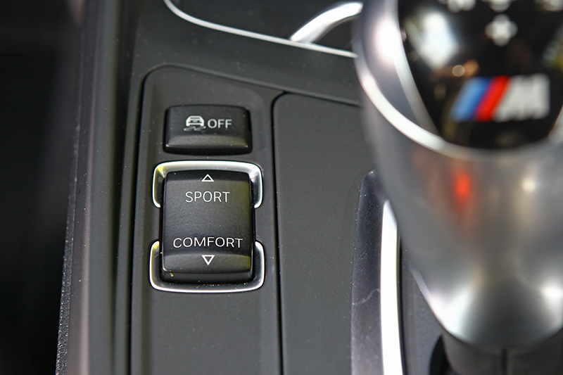 利用駕駛模式進階,M2還能強上加強!