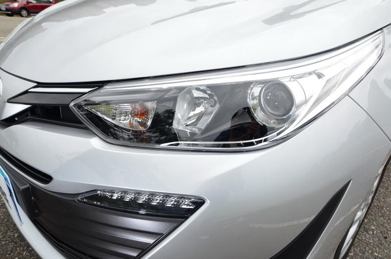 經典型以上近光燈改為魚眼投射式,且全車系皆具備頭燈自動啟閉功能