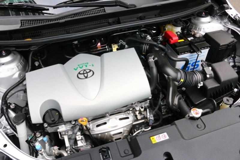 1.5升引擎搭配Super CVT-i無段變速箱是延續2016年小改款時的動力配置
