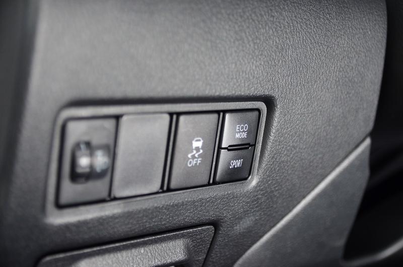 全新駕駛模式切換功能提供駕駛更多元的操駕需求