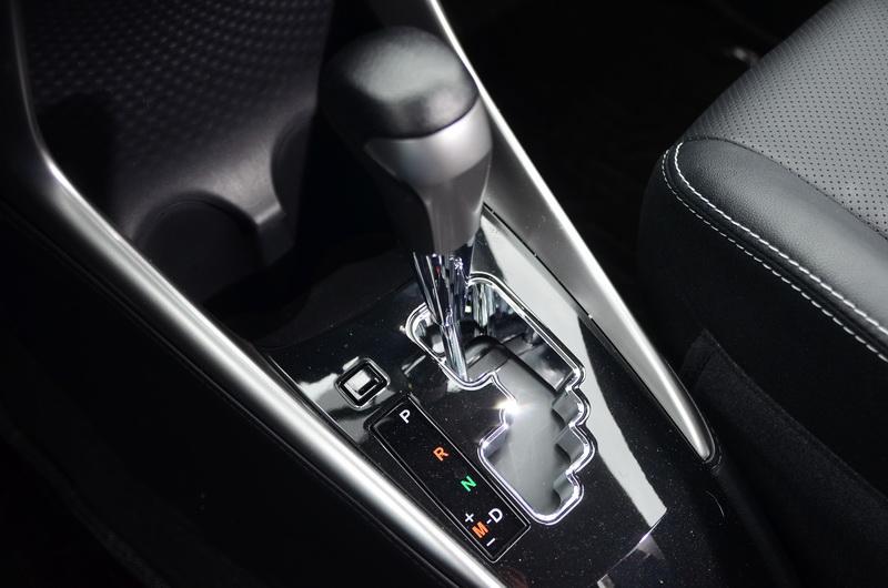 小動力搭配CVT變速箱相當適合都會用車的日常需求