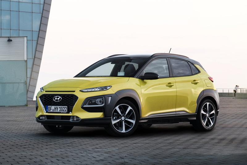 在2018台北車展亮相過的全新世代小型跨界休旅車Kona將是Hyundai在2018年最重要的新車,預計第三季先以進口方是導入!