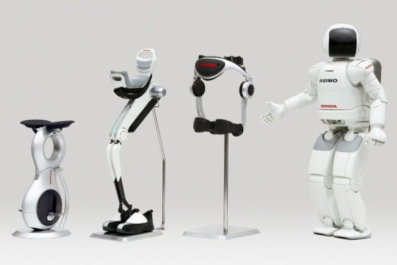 採用Asimo同樣人體工學概念的行動輔具也是Honda Taiwan積極導入產品。