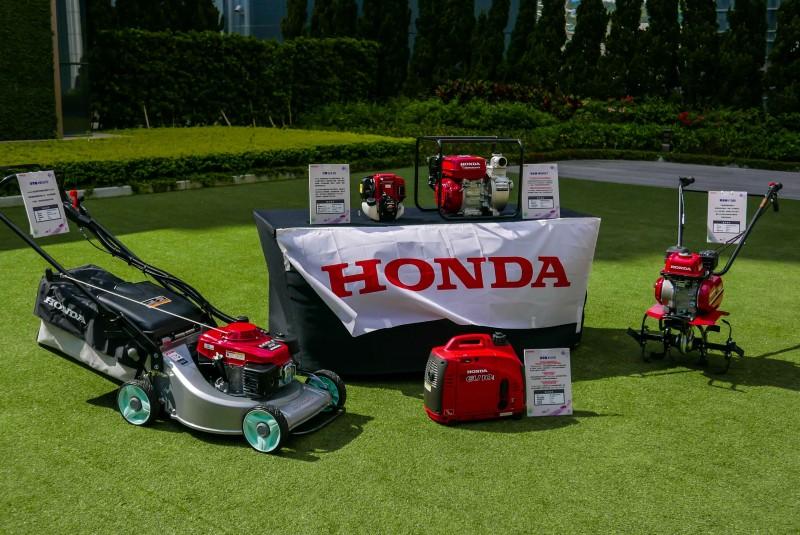 Honda Taiwan自2018年4月起Honda Taiwan正式成立動力產品事業