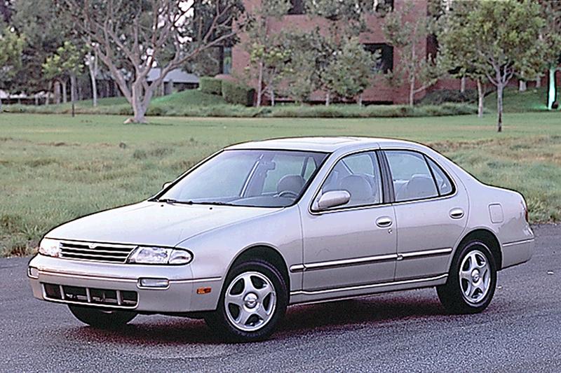 還記得1993年上市的第一代Nissan Altima嗎?當年裕隆日產也曾引進台灣市場。