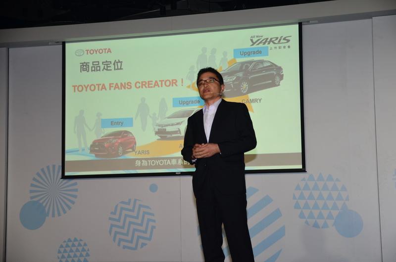 ToyotaYaris小改款整體質感大幅提升,並開出年販1.45萬輛的銷售目標