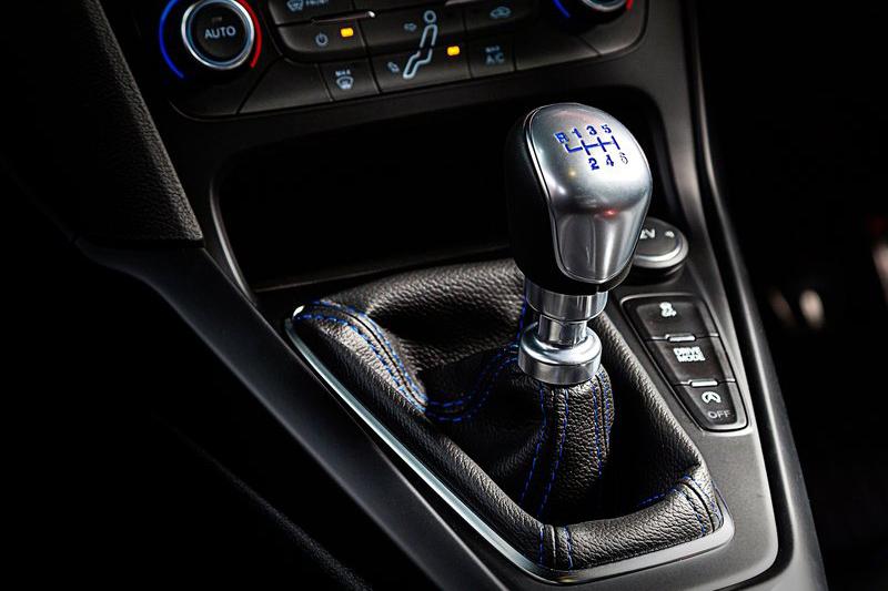 第三代Focus RS上的六速手排將可能成為絕響。