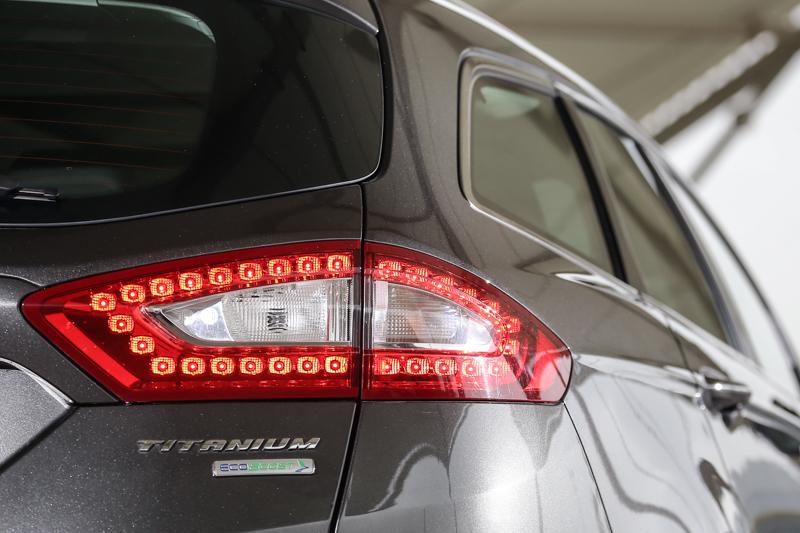 引進的為汽油車型,使用當家的EcoBoost科技。