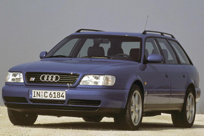 自1994年原本的Audi 100即改以A6為名,其中S6 Avant更是當時的夢幻旅行車。