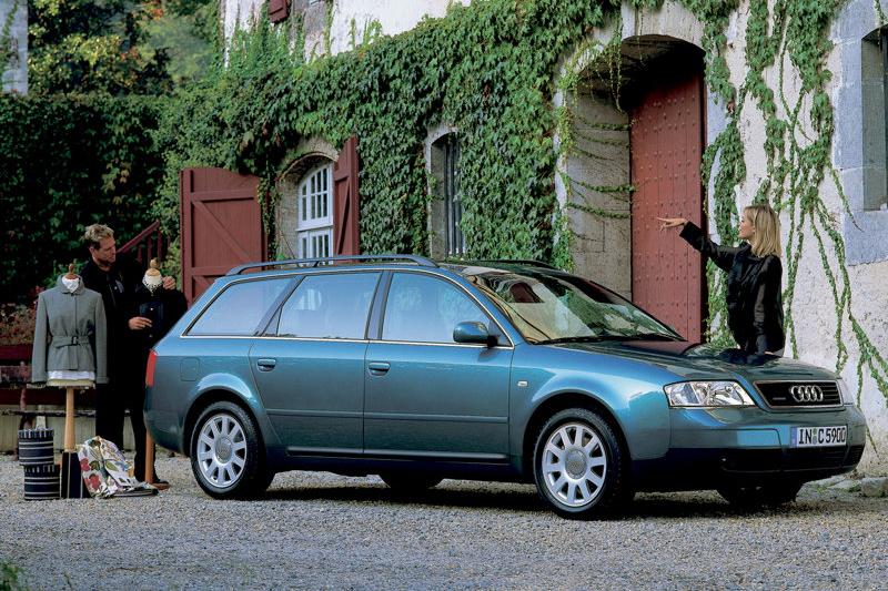 1998年登場的C5大改款A6 Avant。