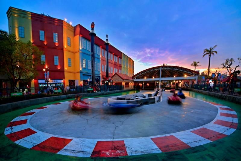 鈴鹿賽道樂園為全台唯一駕駛主題親子樂園,趁著暑假帶孩子來趟樂園,學習正確的駕駛觀念