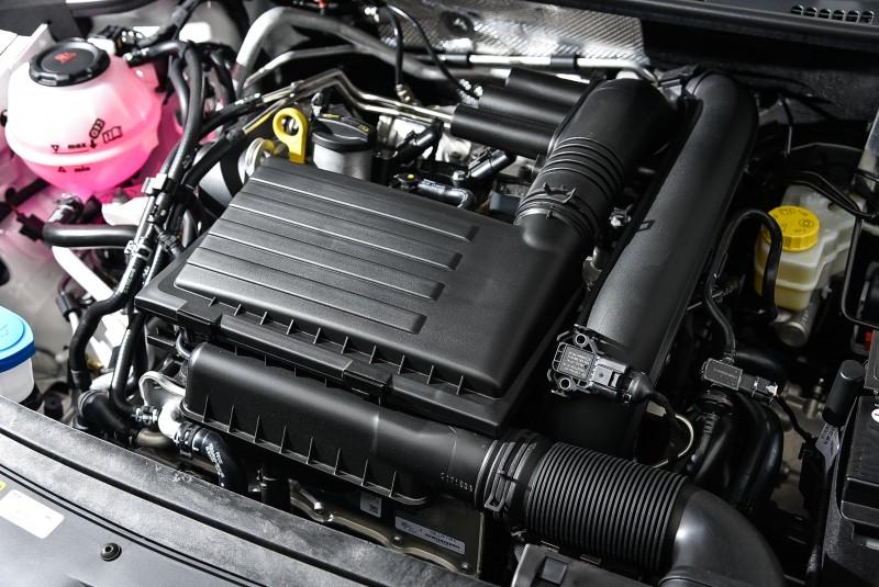 1.4TSI低輸出引擎輸出特性重新優化調整