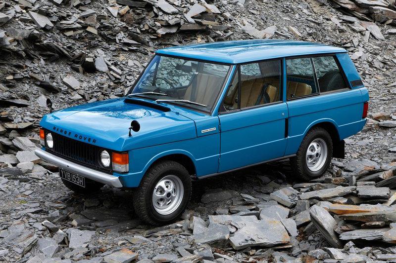 與Cherokee約略同期的Range Rover也是這股SUV現代化風潮的重要推手。