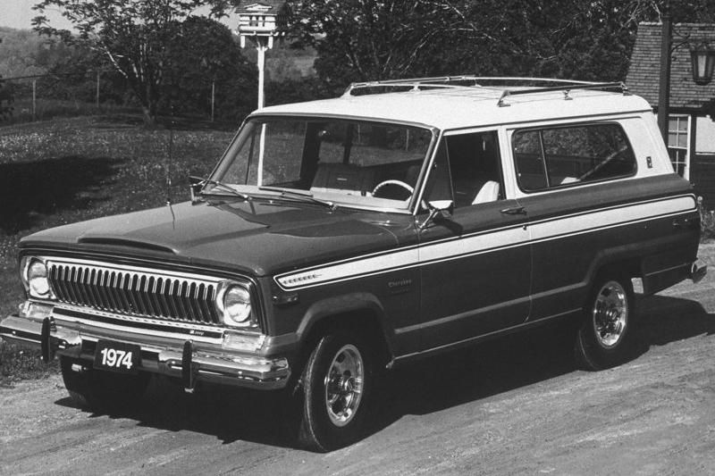 將純種越野車設計得更舒適也更適合日常使用,正是70年代Jeep Cherokee這類SUV的最重要價值。