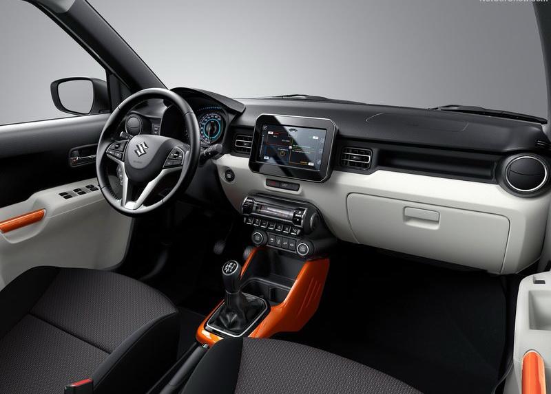 豐富的配備+進口車身分,使得Suzuki Ignis在60多萬級距中站穩CP值王座