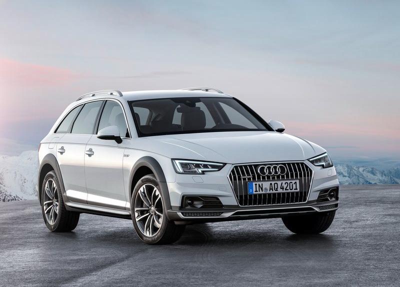 Audi A4 Allroad是以A4 Avant轎車作為延伸而來的跨界車款