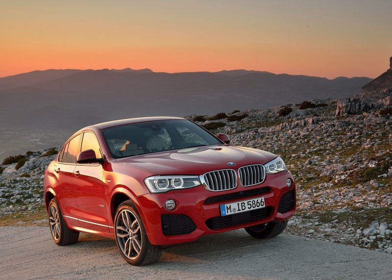 BMW X4則是以X3為基礎衍伸而來,結合SUV與Coupe風格的SAC跑旅車設定