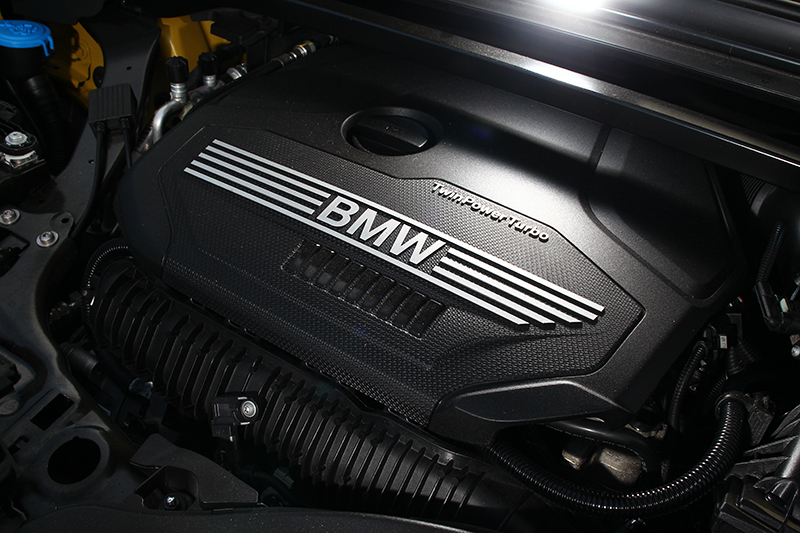 2.0升渦輪增壓引擎可輸出192hp最大馬力。