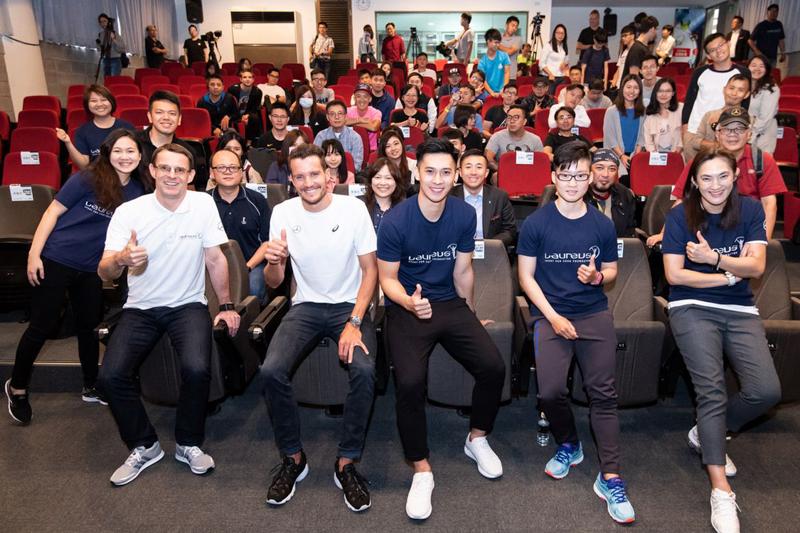 「Mercedes-Benz Future Talks x Laureus」未來講堂於4月26日圓滿落幕,在座來賓與學生皆透過此次珍貴的機會感受運動改變人心的深刻力量。