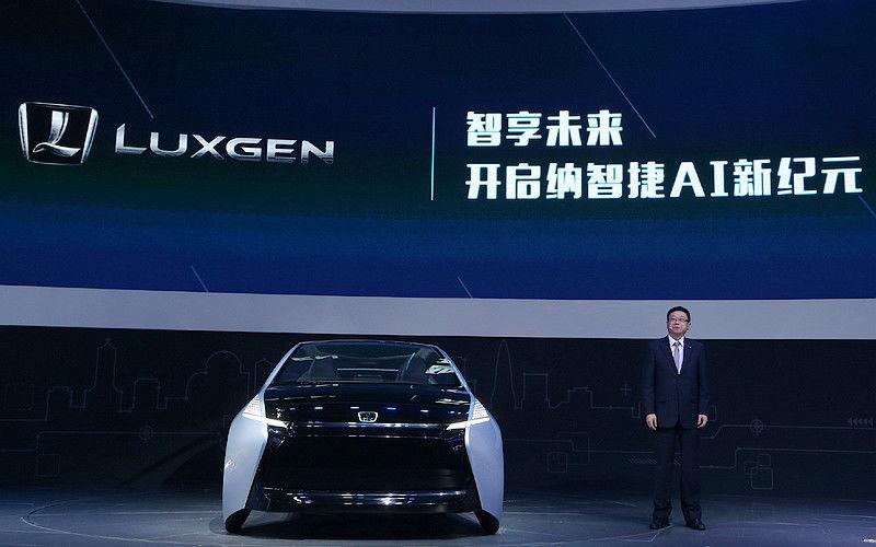 更簡潔也俐落的設計,帶來次世代新車的未來感。