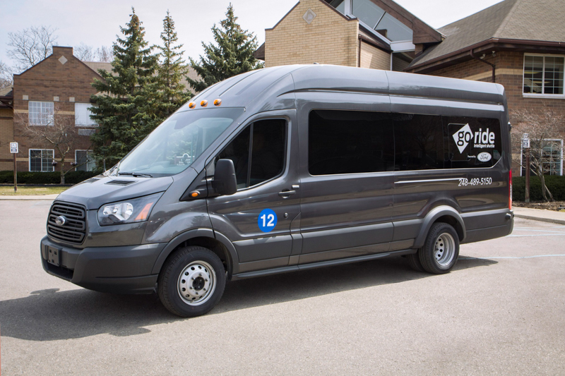 Ford正式推出全新移動解決方案─GoRide非緊急醫療接送服務,以便安全地載送病患準時看診。