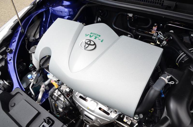 動力系統同樣維持1.5升自然進氣引擎搭配Super CVT-i無段變速箱