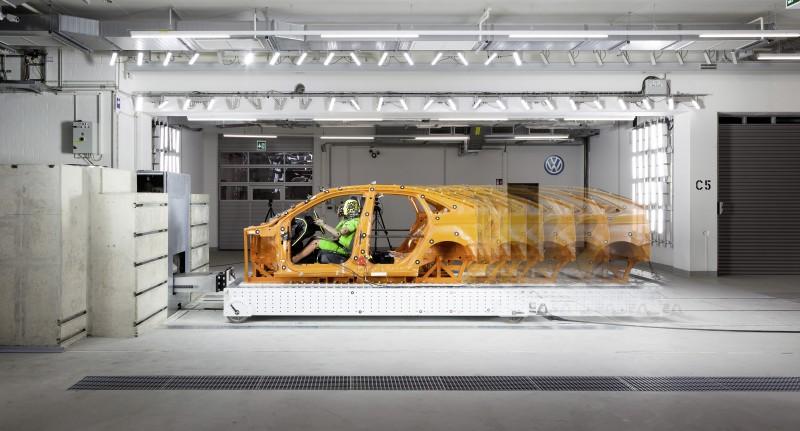 Volkswagen於狼堡總部打造全新安全測試研發中心,矢志提供全球消費者最安全的各式德藝車款。
