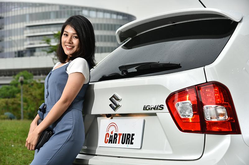 合宜的車價加上經濟的油耗,就算年輕小資也能夠輕鬆負擔得起IGNIS!