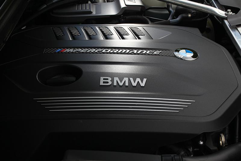 3.0升直列六缸外加渦輪增壓,可帶來360hp最大馬力與51kg-m最大扭力。