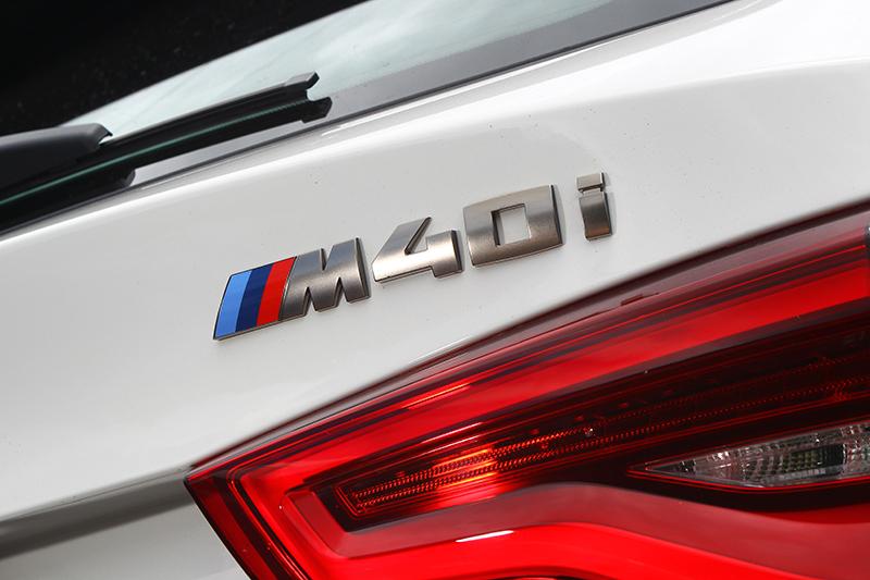 底盤跟不上輸出的狀況,幾乎不可能出現在BMW所出品的M Performance上。
