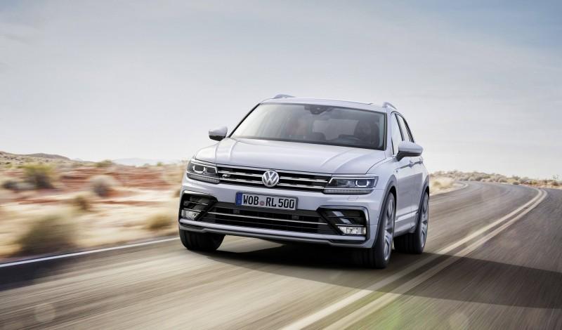 現購Tiguan指定車型,享低頭款、低月付、低利率貸款且含首年乙式車體險。