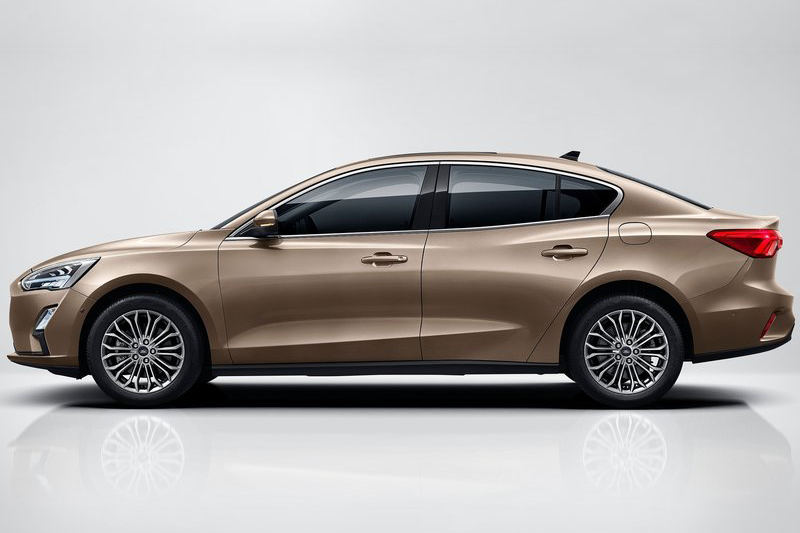 第四代Focus Sedan是註定不會在美國市場看得到了。