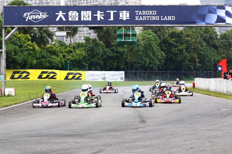 Super Nova Cadet小童組比賽競爭性一點也不輸其它組別。