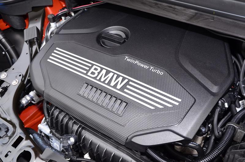全新第二代BMW EfficientDynamics高效動力科技,不論汽、柴油引擎,整體效能皆獲得提升。